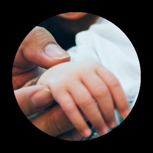 baby hand 420